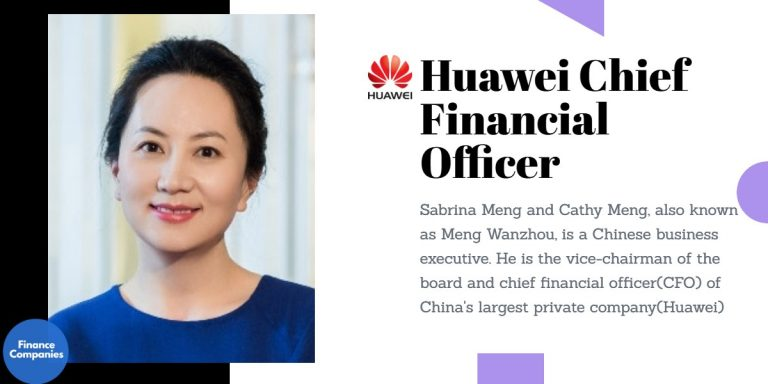 huawei chief financial officer, chief financial officer,huawei cfo,huawei cfo meng wanzhou,financial news