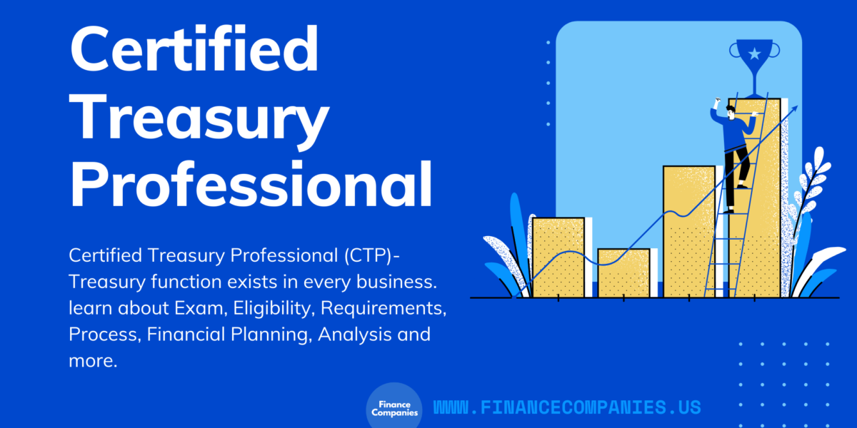 certified treasury professional salary, certified treasury professional online course, certified treasury professional (ctp)