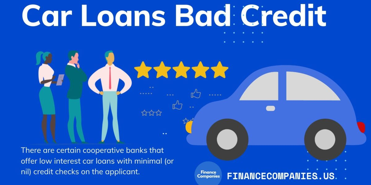Car Loans Bad Credit, How to Get A Car Loan with Bad Credit Score, Get Car Loan without Credit Check