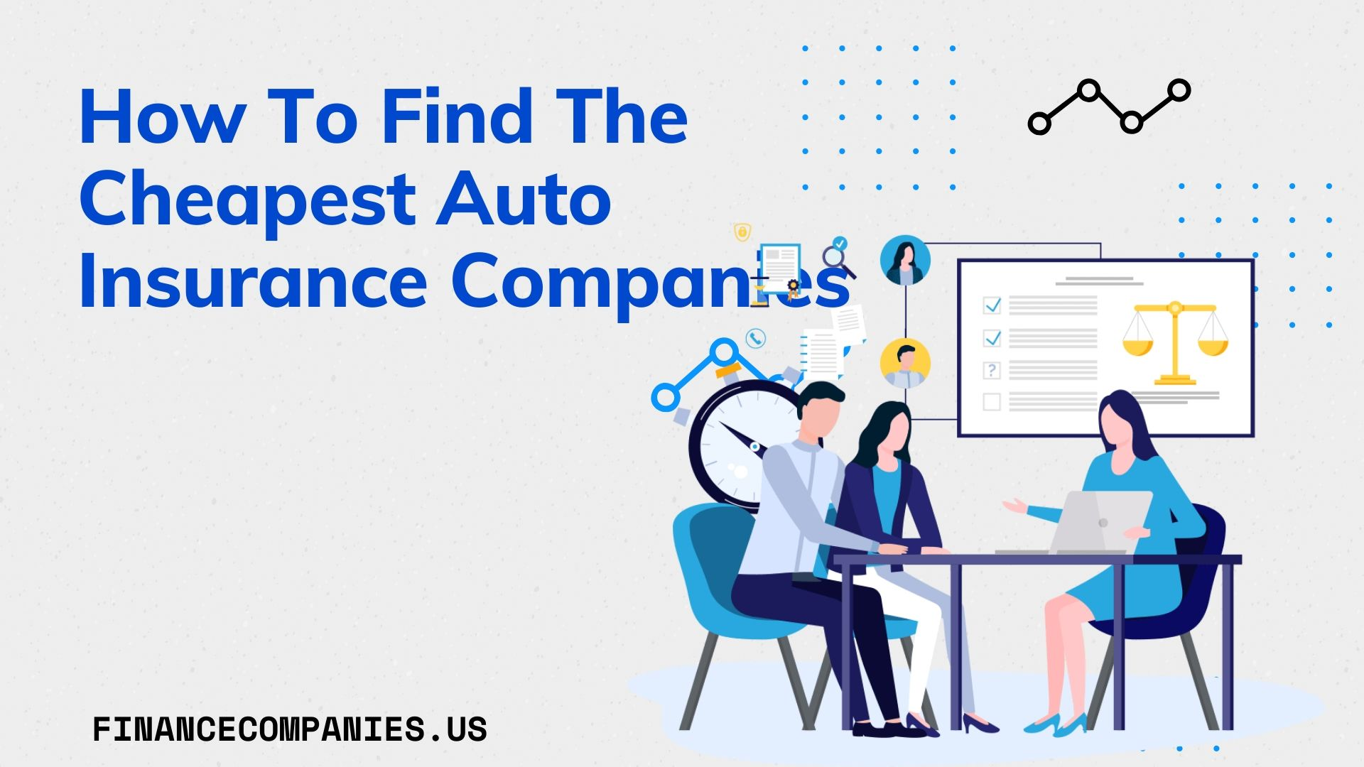 How To Find The Cheapest Auto Insurance Companies ...