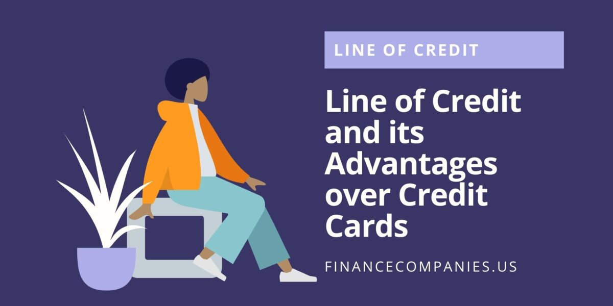 Line of Credit and its Advantages over Credit Cards