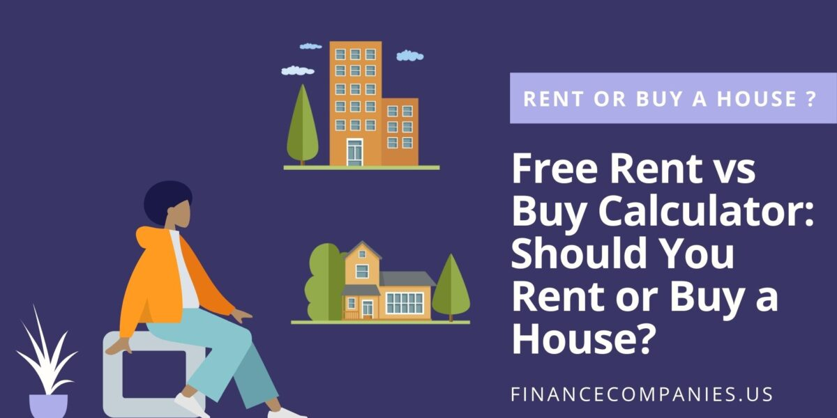 Rent or Buy a House ?
