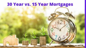 Discussions of mortgages often focus on interest rates, but there is a much more basic decision to make. Should you go with a 30 year mortgage term or a 15 year mortgage term?
