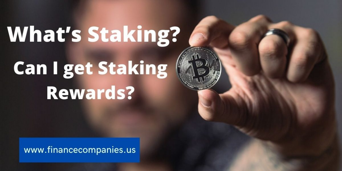 Everything you need to know about crypto staking