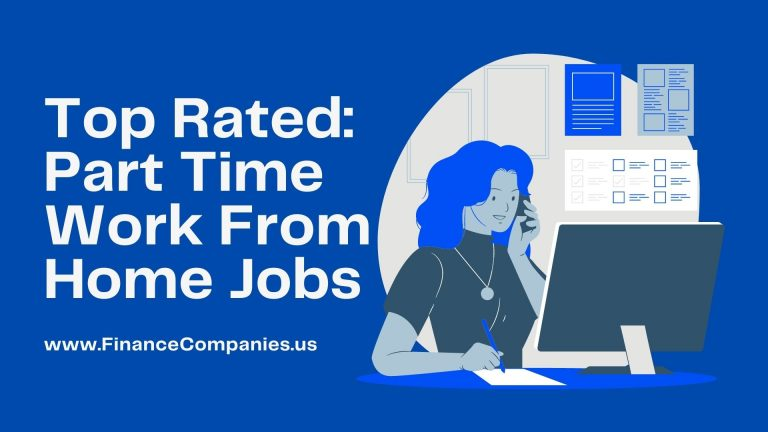 Top Rated_ Part Time Work From Home Jobs