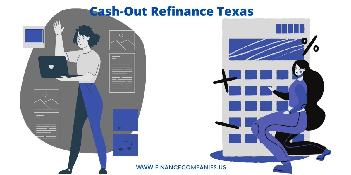 Cash-Out Refinance Texas