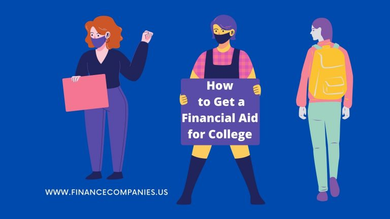 how to get a financial aid for college